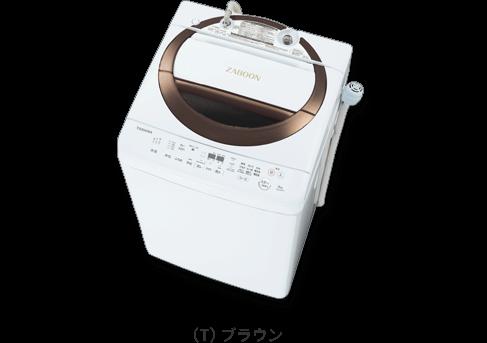東芝 全自動洗濯機(DDインバーター) ZABOON  AW-6D6