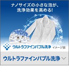ウルトラファインバブル洗浄
