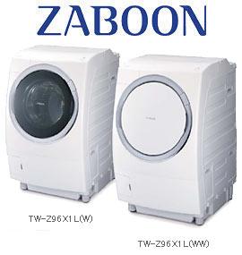 ドラム式洗濯乾燥機 TW-Z96X1L 商品情報:家電製品 Toshiba Living Doors