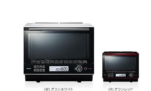 ER-PD3000|過熱水蒸気オーブンレンジ|東芝 石窯ドーム