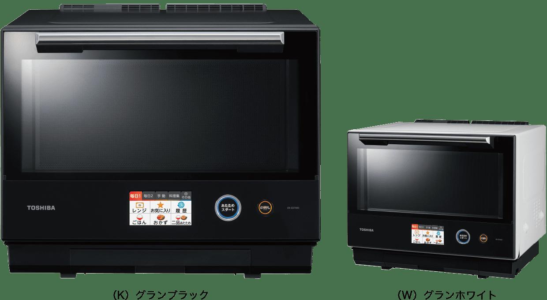 ER-SD7000|過熱水蒸気オーブンレンジ|東芝 石窯ドーム